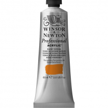 WN ARTIST ACRYLIC 60ml S1 BURNT SIENNA 2320074