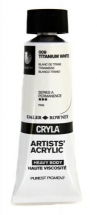 DR CRYLA 75ml TITANIUM WHITE
