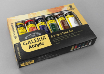 WN GALERIA 6 x 60ml TUBE SET