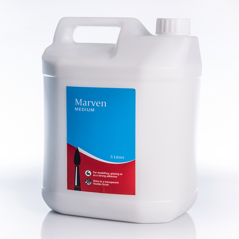 MARVIN MEDIUM PVA GLUE 5Litres