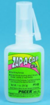 ZAP A GAP CA+ GAP FILLER 1oz 28.4ml PT-02