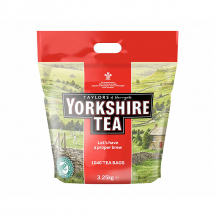 TEABAGS YORKSHIRE PACK 1040