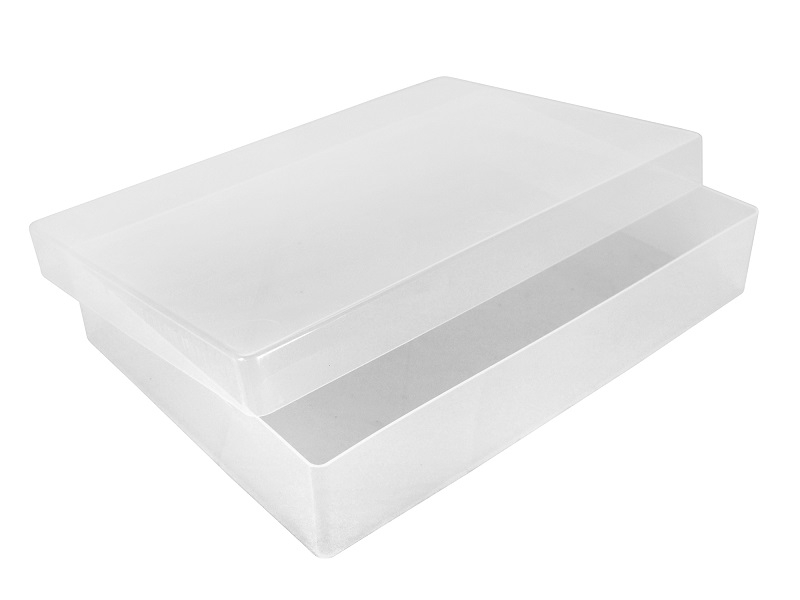 PLASTIC STORAGE BOX A4