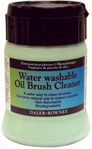 DR WATER WASHABLE OIL BRUSH CLEANER 250ml