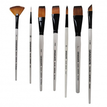 DR GRADUATE BRUSH ONE STROKE 3/4inch