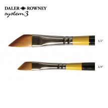 DR SYSTEM 3 SY00 SWORD BRUSH 1/4inch