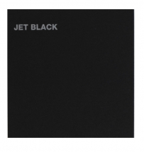 CANFORD CARD A4 JET BLACK PACK OF 50