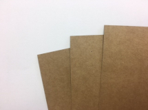 KRAFT PAPER SHEETS 200gsm A3 PACK OF 20