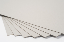 GREY BOARD A2+ 2.5mm THICK PACK OF 10