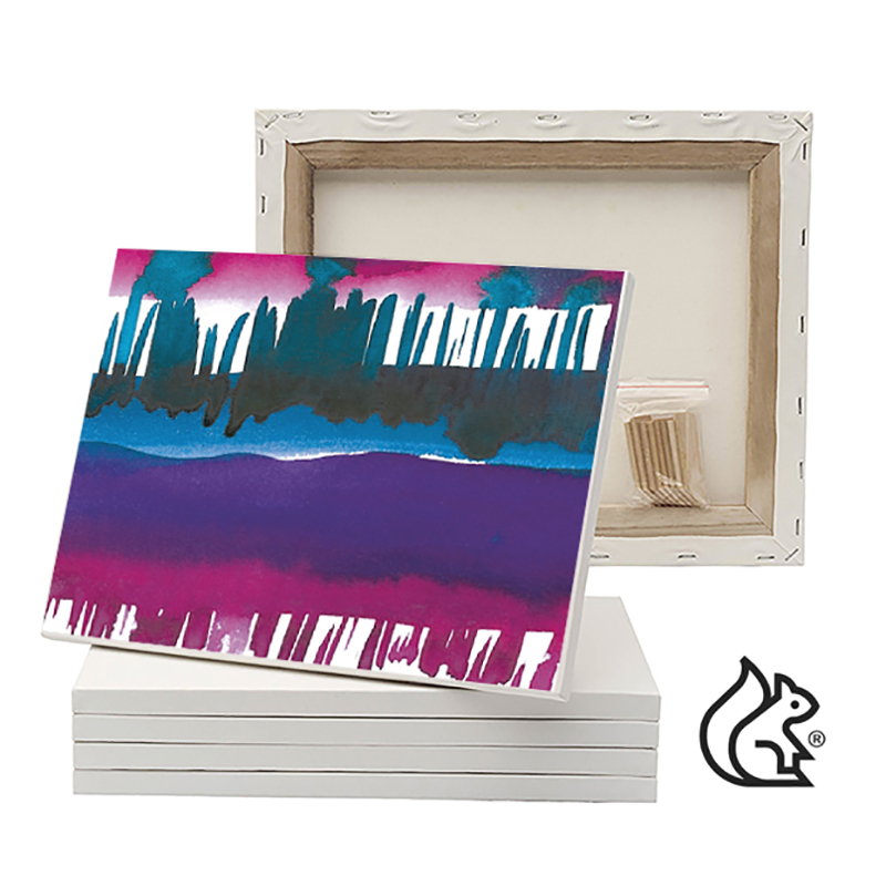 STRETCHED CANVAS 1.8cm DEEP A1