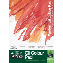 WINTON OIL COLOUR PAD 16inchx12inch