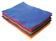 FELT PIECES 12inchx9inch 40 ASSORTED PACK
