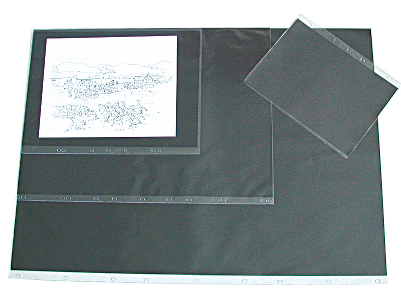 PRESENTATION SLEEVE A1 140 MICRON displayportfolio