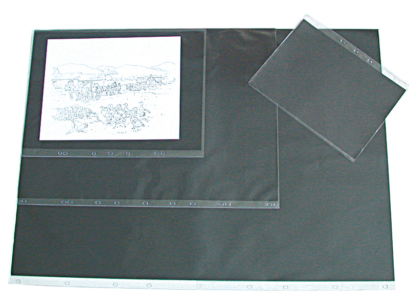 PRESENTATION SLEEVE A3 140 MICRON displayportfolio