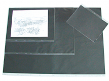 PRESENTATION SLEEVE A4 140 MICRON displayportfolio