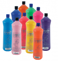 READY MIX 600ml TURQUOISE POSTER PAINT