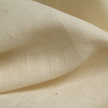 CALICO BLEACHED 112cm x METRE