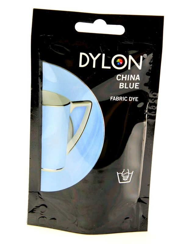 DYLON HAND DYE SACHET VINTAGE BLUE 06 (CHINA BLUE)