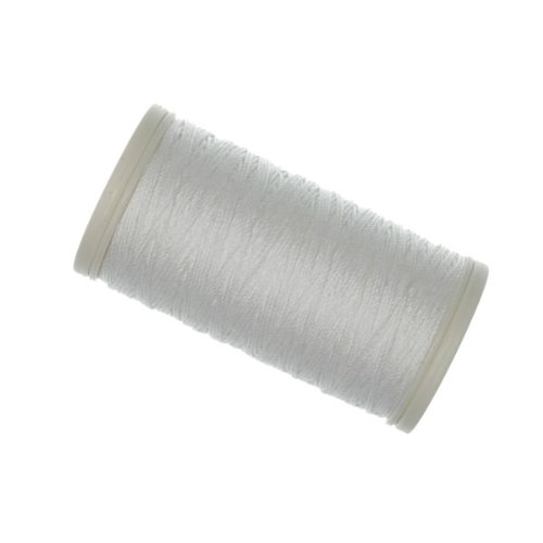 POLYESTER SEWING THREAD 100m WHITE