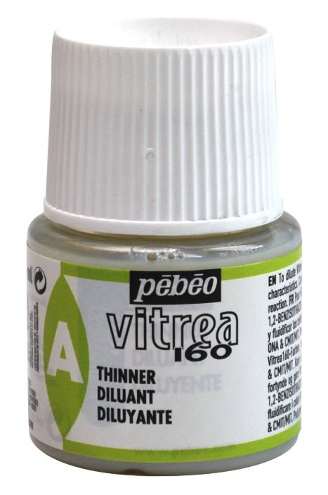 PEBEO VITREA 160 45ml - THINNER