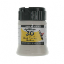 DR SYSTEM 3 BLOCK PRINTING MEDIUM 250ml