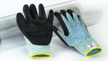 NYLON GLOVES FOR WIRE CUTTING