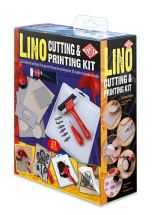 LINO CUTTING AND PRINTING ULTIMATE KIT BY ESSDEE