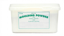 PLASTER OF PARIS 2.5kg MOULDING PLASTER