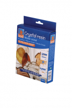 GEDEO CRYSTAL RESIN KIT 300ml 766334