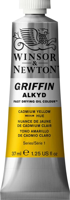 WN GRIFFIN ALKYD 37ml - CADMIUM YELLOW(S1)