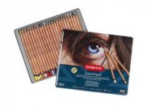 DERWENT LIGHTFAST PENCIL 24 TIN