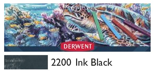 DERWENT INKTENSE BLOCK 2200 INK BLACK 2300440