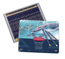 DERWENT INKTENSE PENCIL TIN 24