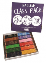 LAKELAND COLOURING PENCILS 360 ASSORTED CLASS PACK 0700078