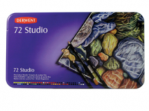 DERWENT STUDIO PENCIL TIN 72