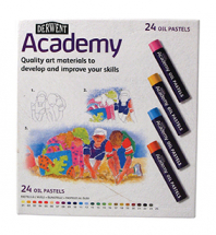 ACADEMY OIL PASTELS 24 SET 2301953