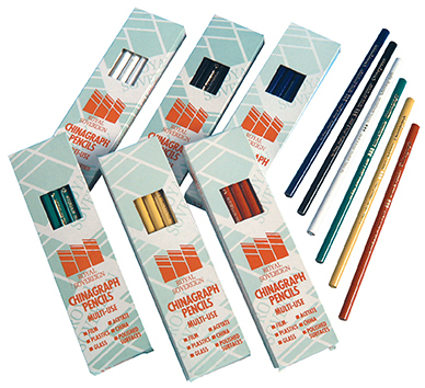 ROYAL SOVEREIGN WHITE CHINAGRAPH PENCIL