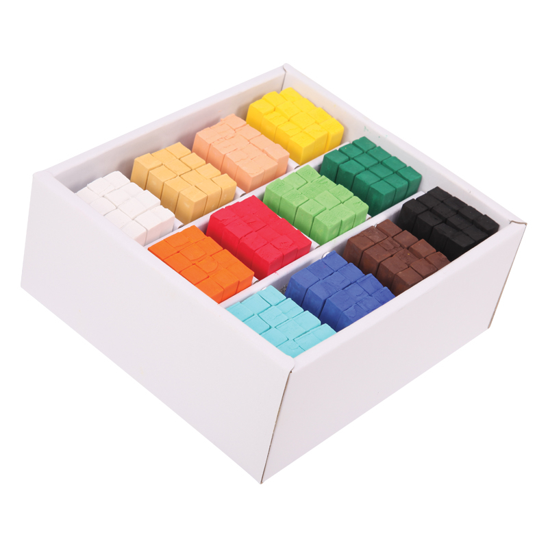MUNGYO SOFT PASTELS 144 SCHOOL ASSORTED PACK