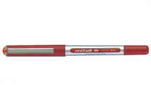 UNI-BALL UB-150 MICRO EYE PEN RED 0.5mm