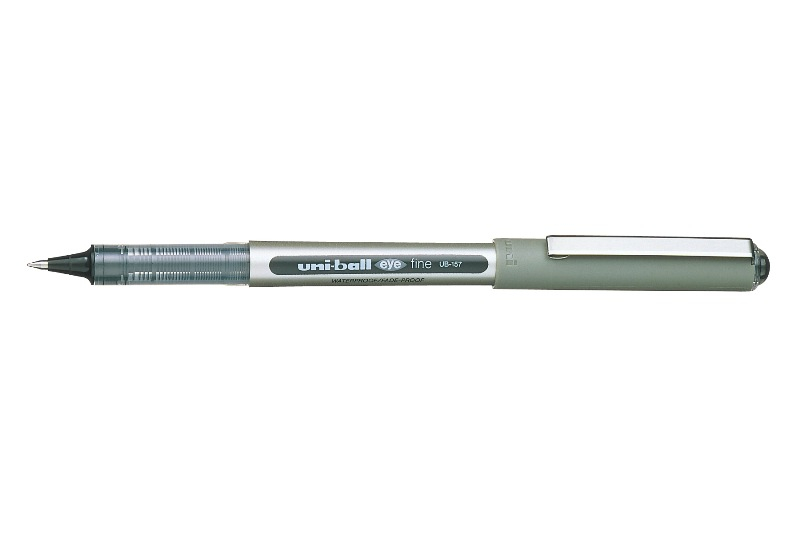 UNI-BALL UB-157 FINE EYE PEN BLACK 0.7mm