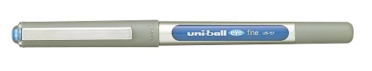 UNI-BALL UB-157 EYE FINE PEN LIGHT BLUE 0.7mm