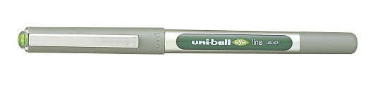 UNI UB-157 EYE FINE PEN LIGHT GREEN
