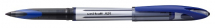 UNI UBA-188-L MEDIUM AIR PEN BLUE