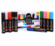 POSCA MARKER PC-17K 10pce COLLECTION PACK
