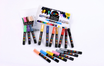 POSCA MARKER PC-1M COLLECTION BOX 22PC