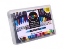 POSCA MARKERS PC-3M COLLECTION BOX 40PC
