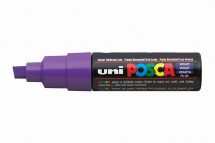 POSCA MARKER PC-8K BRIGHT YELLOW