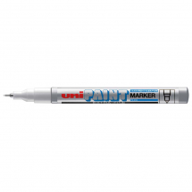 UNI PAINT MARKER PX-203 SILVER EXTRA FINE