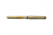 UNI-BALL SIGNO GOLD GEL PEN BROAD METALLIC UM-153