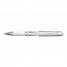 UNI-BALL UM153 SIGNO WHITE GEL PEN BROAD